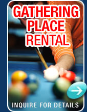 Gathering Place Rental